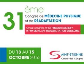 SOFMER 2016 Saint-Etienne les 13, 14 & 15 octobre 2016