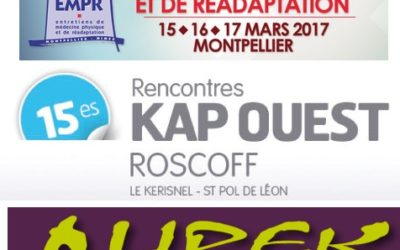 EMPR (Montpellier) –  AHREK (Valence) – KAP OUEST (Roscoff) : un printemps riche …