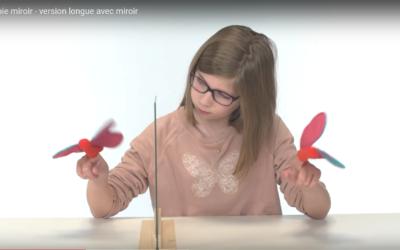 Thérapie miroir & hémiparésie chez des enfants